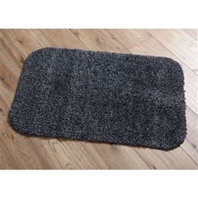 Dirt Trapper Door Mat Slate 75x100cm