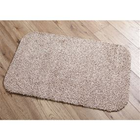 Dirt Trapper Door Mat Latte 75 x 100 cms