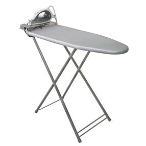 Corby Berkshire Compact Ironing Board & Steam Iron