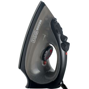 Corby Sherwood Steam Iron Black