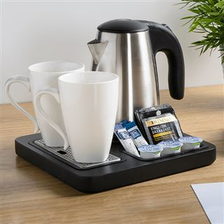 Corby Aintree Compact Square Tray With Kettle