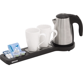 Corby Beckett Tray With Kettle