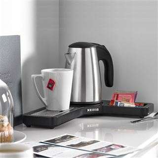 Corby Corby Windermere Compact Corner Tray With Kettle