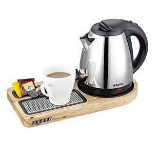 Corby Compact Welcome Tray (without Kettle)