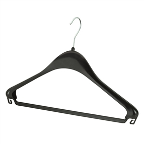 Plastic Coat Hanger With Hook