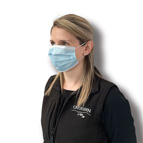 Disposable 3-Layer Face Mask with Ear Loop / Pack of 50