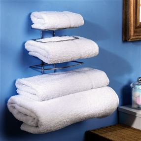 Bower Products Ltd Space Saving Towel Tree