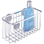 Stainless Steel Shower Caddy with Suction Cups