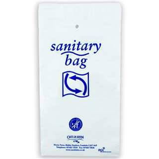 Out of Eden Plastic Sanitary Bag