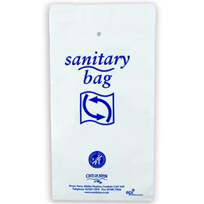 Biodegradable Plastic Sanitary Bag