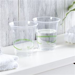 Compostable PLA Tumblers