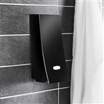 Wave Liquid Soap Dispenser Black