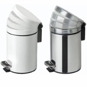 3 Litre Soft Close Pedal Bin