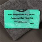 Degradable Dog Waste Bags