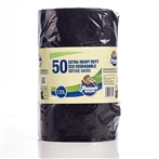 Extra Heavy Duty Eco Degradable Refuse Sacks