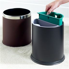 Plastic Insert For Smart Bin Set Of 2