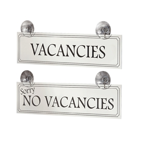 Vacancies Sign