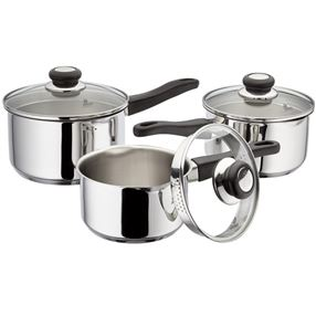 Judge Vista Draining Pans Set of 3