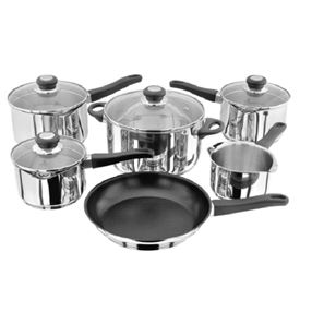 Judge Vista Draining Pans Set Of 6