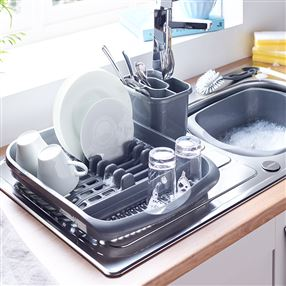 Addis Sink Set, Bowl, Rack & Drainer