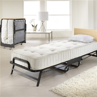 Crown Premier Folding Bed and Dust Cover