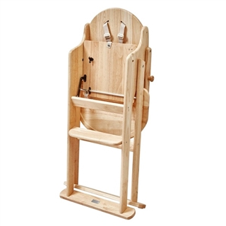 East Coast  Folding High Chair with Tray