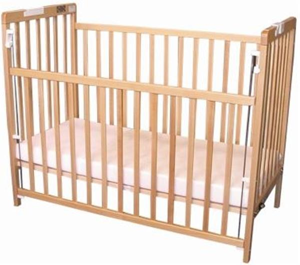 Folding Wooden Cot Hospitality Guest Supplies