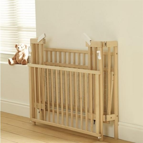 Folding Wooden Cot - Hospitality Guest Supplies