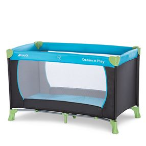 Hauck Compact Folding Travel Cot