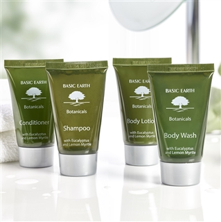 Luxury Hotel Toiletries And Amenities Out Of Eden