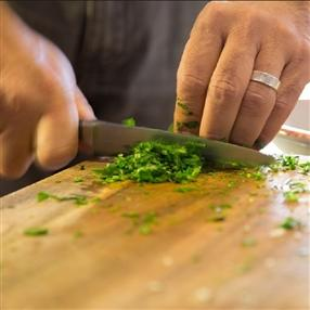 Knives and Food Preparation
