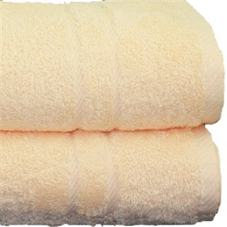 Hotel Towel 500g Peach Hand Towel