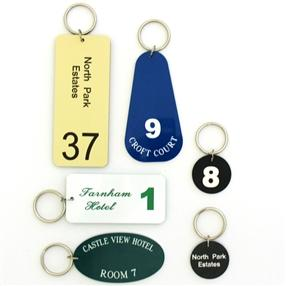 Plastic Laminate Key Tag Order Form pdf