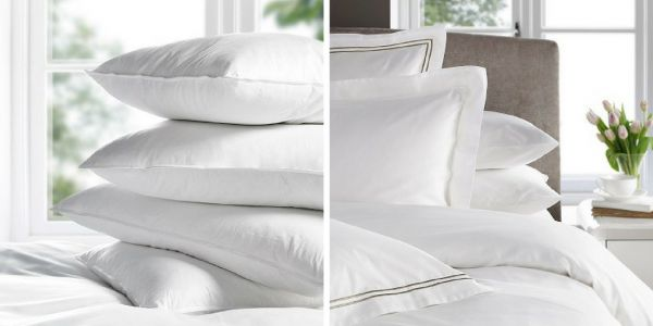Wash And Bounce Pillow And Fresh Linen