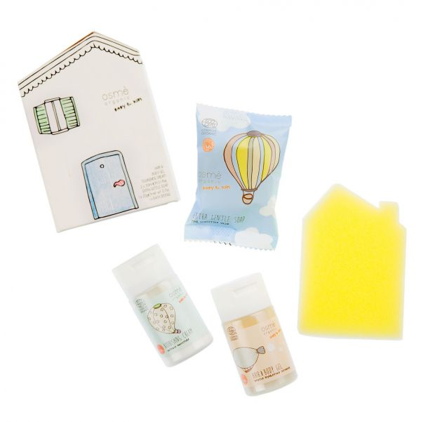 Baby and kids toiletries osme