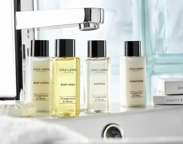 Orangewood And Neroli Toiletries