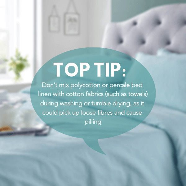 Bed Linen Top Tips