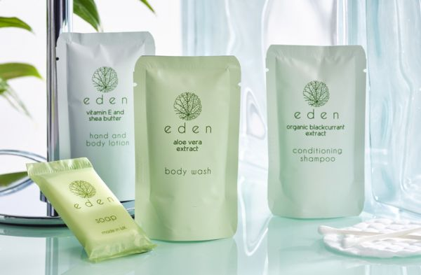 Eden Toiletry Pouches Lifestyle Shot