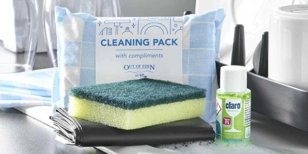 5401 Compact Cleaning Pack With Bubbles Original