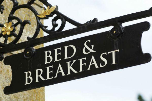 Bed Breakfast First Impressions