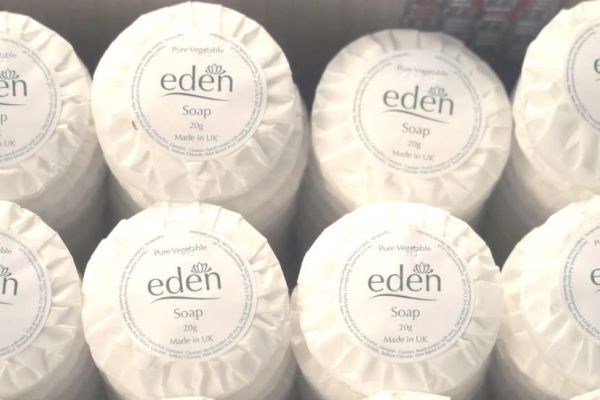Out Of Eden Soap Manufacturing