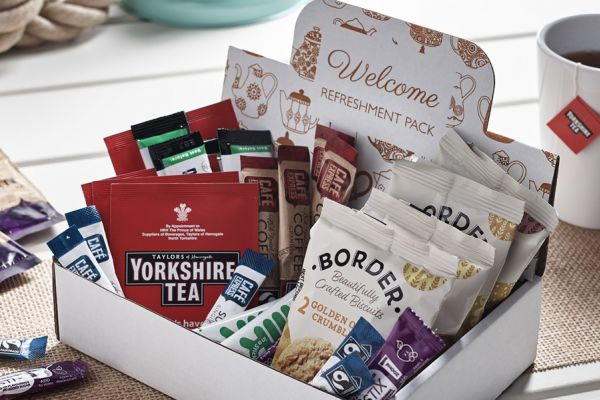 Holiday Cottage Welcome Pack Out Of Eden